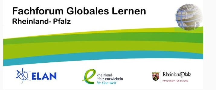 "Fachforum Globales Lernen ""Den Wandel partizipativ gestalten"", 30.10.2019 in Bad Kreuznach"