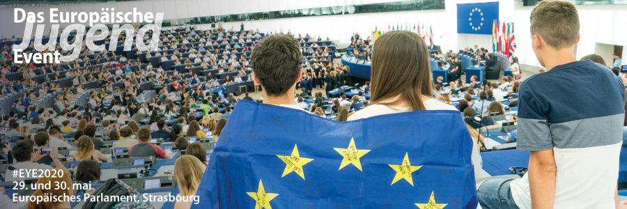 Registrierung offen: Das Europäische Jugend-event #EYE2020