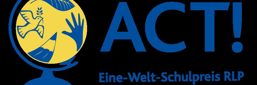 ACT! Eine-Welt-Schulpreis RLP