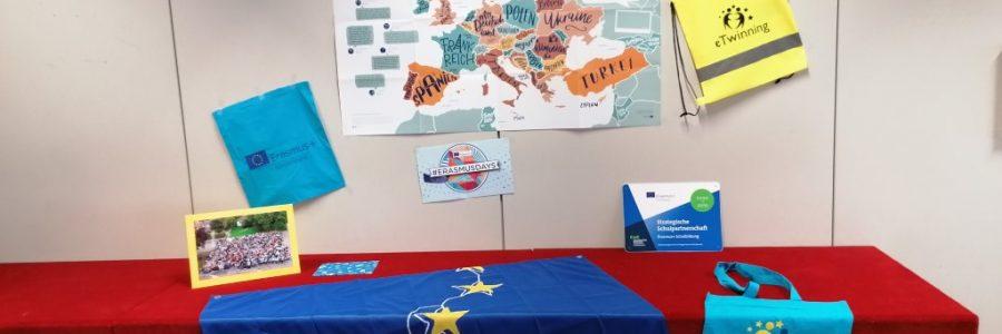 Trotz Pandemie: Europa lebt durch Europaschulen – IGS Nieder-Olm beweist, wie es geht!