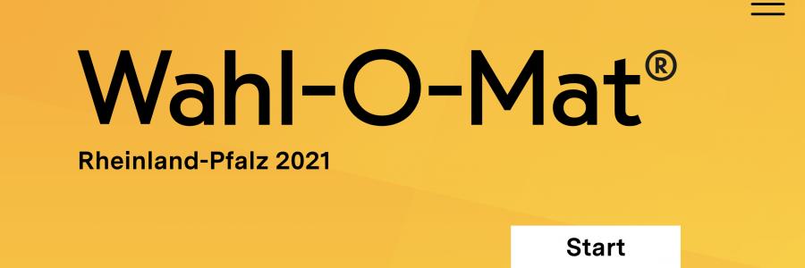 Wahl O Mat Europawahl 2021