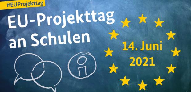 EU-Projekttag 2021 an Schulen