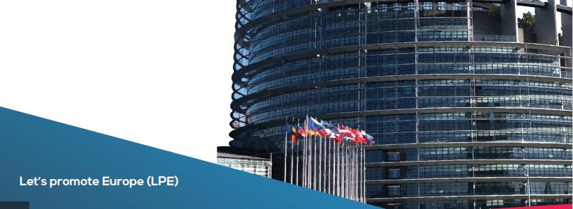 Einladung zum Europäischen Schülerparlament 2022