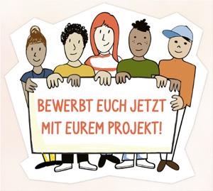 """Jugend-Engagement-Wettbewerb """"Sich einmischen – was bewegen"""" ausgeschrieben"""